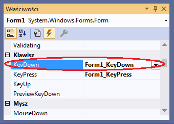 void Form1_KeyDown(object sender, KeyEventArgs e)