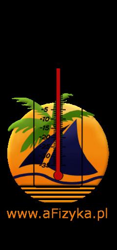 skala termometru okiennego